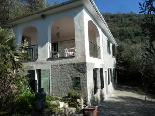 Foto - Villa unifamiliare, da ristrutturare, 120 mq, Canneto, Prelà