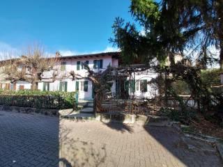 Foto - Terratetto unifamiliare via Vittorio Emanuele, Brusaschetto, Camino