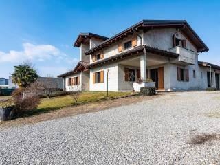 Foto - Villa unifamiliare via Baraggiola, Vaprio d'Agogna