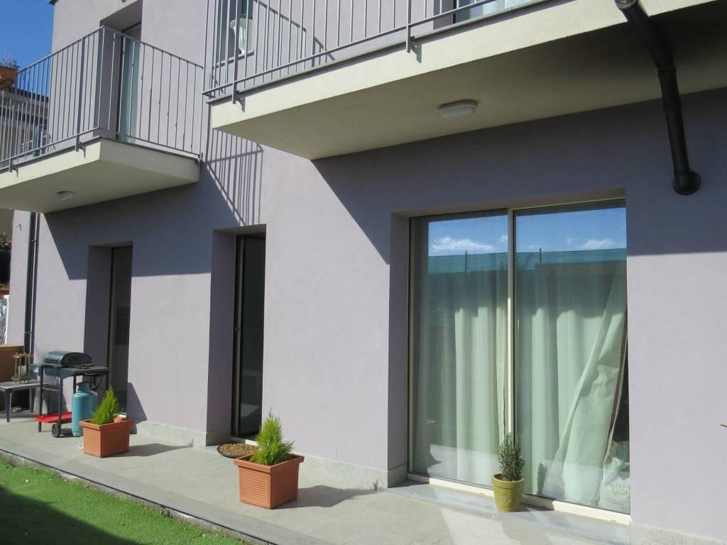 foto facciata 4-room flat via Dottore Giuffrida 57, Ragalna