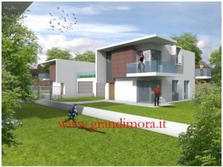 Foto - Villa unifamiliare, nuova, 266 mq, Redona, Bergamo