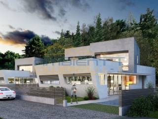 Foto - Villa bifamiliare via Mohandas Karamchand Gandhi, Paderno d'Adda