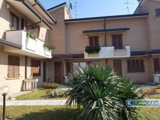 Foto - Villa a schiera via Alberto da Giussano, Altopiano, Baruccana, Seveso