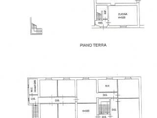 Foto - Casa colonica via Santa Maria, San Frediano Sud - San Lorenzo a Pagnatico, Cascina