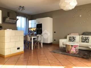 Foto - Villa a schiera 3 locali, buono stato, Dello