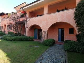 Foto - Villa a schiera via Santolino, Gussago