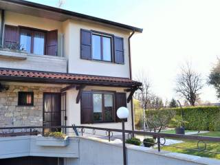 Photo - Terraced house 4 rooms, excellent condition, Treviolo