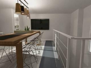Photo - Loft, excellent condition, ground floor, Bocconi, Milano
