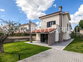 Photo - Single family villa, new, 160 sq.m., Frascati