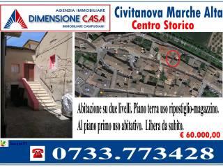 Φωτογραφία - Τριάρι Χρήζει ανακαίνισης, ισόγειο, Civitanova Marche