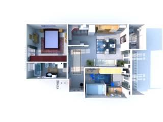 Photo - 3-room flat Strada del Cervo 5, Mercato - Santa Maria, Moncalieri