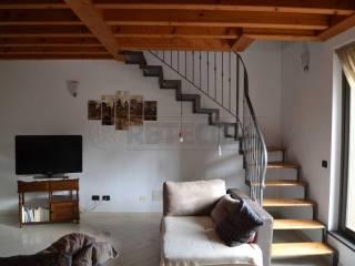 Foto - Villa a schiera via Vagone, 11, Cenate Sopra