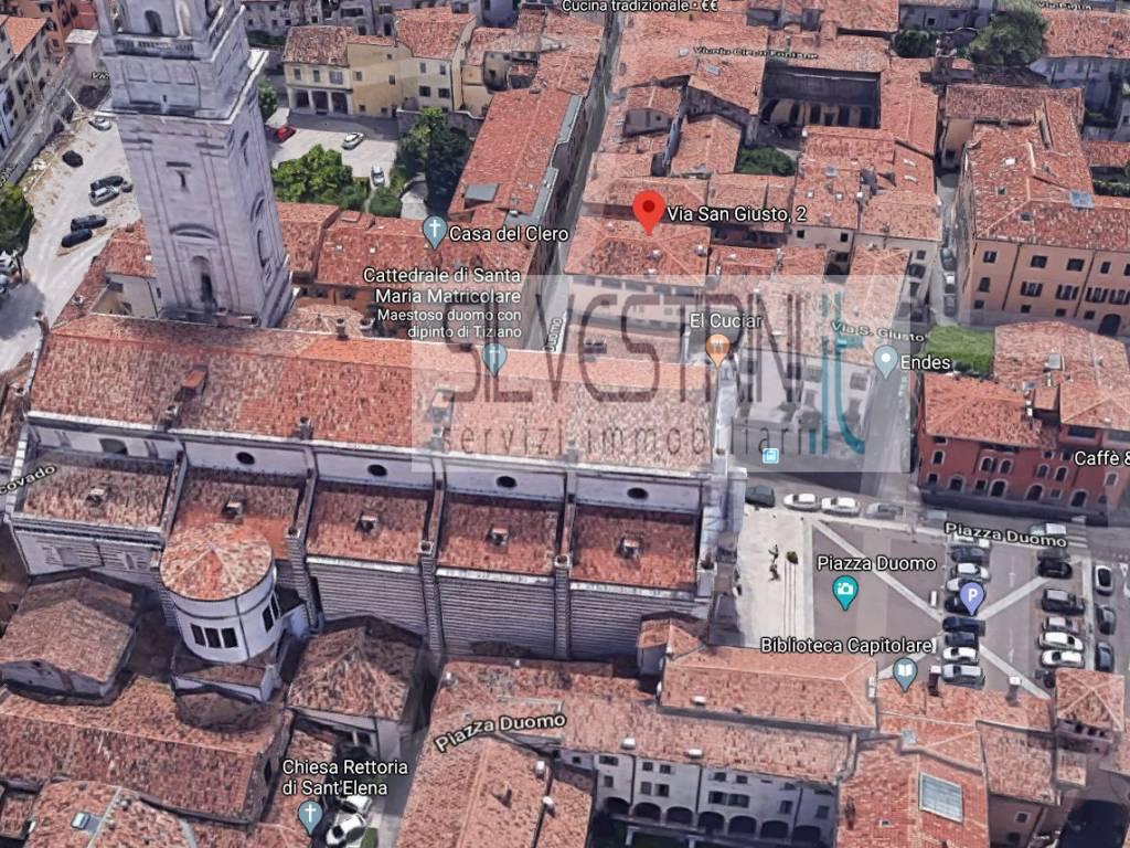 Asta per appartamento, via San Giusto 2 Verona