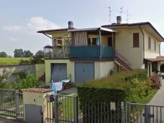 Foto - Trilocale via San Martino, Farinate, Capralba