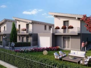 Foto - Villa unifamiliare via Roma, Rudiano