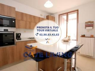 Foto - Villa a schiera via Giovanni Pascoli, Gudo Visconti