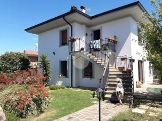 Foto - Casa unifamiliar via Giuseppe Garibaldi, Carpenedolo