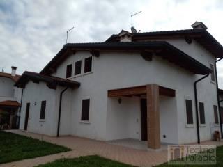 Foto - Villa bifamiliare, ottimo stato, 180 mq, Lisiera, Bolzano Vicentino
