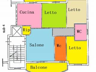 Photo - 4-room flat Località Tutuni, Vitulazio