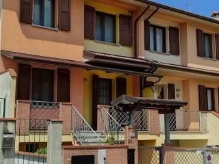Foto - Villa a schiera via Rocca 29, Soresina