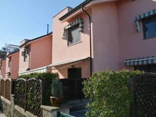 Foto - Villa a schiera via Giovanni Falcone 13, Stadio, Asti