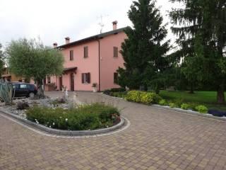 Foto - Villa bifamiliare, ottimo stato, 192 mq, Lovoleto, Granarolo dell'Emilia
