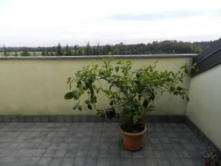 Foto - Trilocale via Sanatorio, 9, Ornago