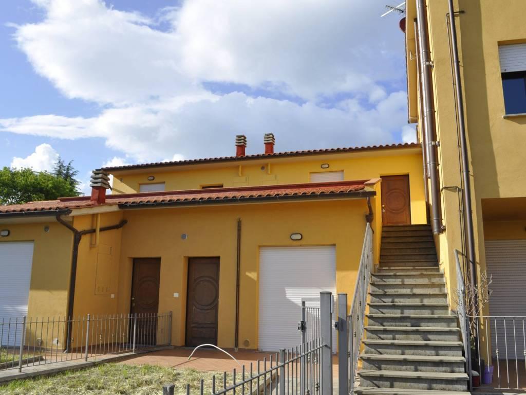 foto  Vierzimmerwohnung via Santa Maria, Castiglione del Lago