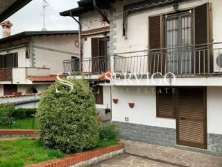 Photo - Single family villa, good condition, 191 sq.m., Gudo Visconti