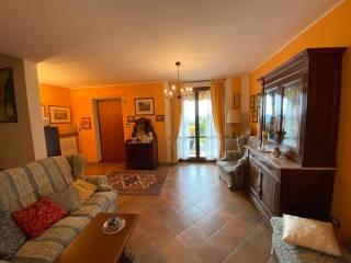 Foto - Villa a schiera 5 locali, ottimo stato, Castelletto Monferrato