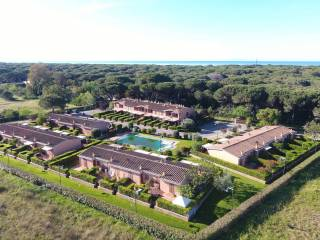 Foto - Villa a schiera via Isolabella, Castiglione Paese, Castiglione della Pescaia