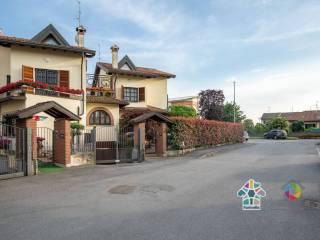 Foto - Villa unifamiliare via Generale Armando Diaz 8, Albiate
