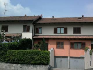 Foto - Villa a schiera via Luigi Foscolo Benedetto 24, Cumiana