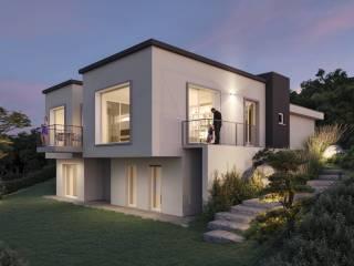 Foto - Villa unifamiliare via Monte Cervino, Lomazzo