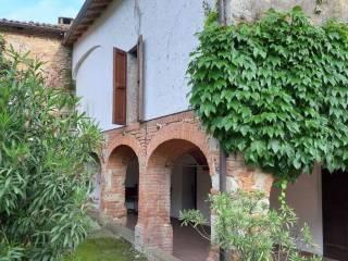 Foto - Terratetto unifamiliare 306 mq, da ristrutturare, Camagna Monferrato