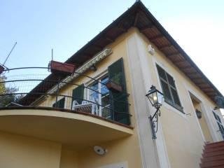 Foto - Villa a schiera via Giuseppe Masnata, San Cipriano, Serra Riccò