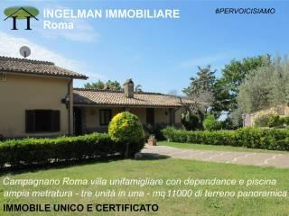 Foto - Villa unifamiliare Strada Provinciale Campagnanese 18, Campagnano di Roma