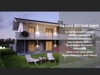 Foto - Trilocale via Gaetano Donizetti 20, Boltiere