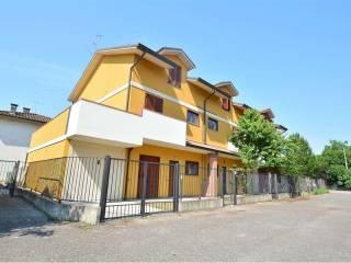 Foto - Villa a schiera via Roma, Badia Pavese