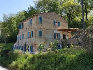 Foto - Terratetto unifamiliare c.da san salvatore, 47, Santa Vittoria in Matenano