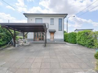 Foto - Villa bifamiliare via via Provinciale 95 A, Tavernerio