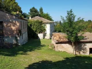 Foto - Casa colonica via Sant'Angelo, Monteciccardo