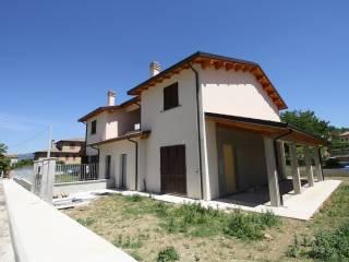 Foto - Villa a schiera via Piemonte, Gubbio