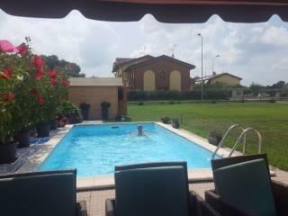 Foto - Villa bifamiliare aldino, Bereguardo