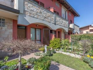 Photo - Terraced house via Giovanni Pascoli 1, Fara Gera d'Adda