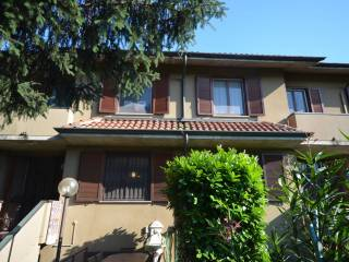 Foto - Villa a schiera vicolo Molino Vecchio 5A, Gorgonzola