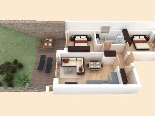 Photo - 3-room flat new, first floor, Mazia, Malles Venosta