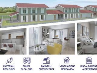 Foto - Villa unifamiliare via Mombarone, Strambino