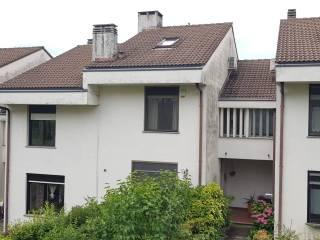 Foto - Villa a schiera via Vigna 13, Casciago