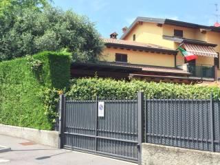 Foto - Villa a schiera via San Francesco, Cassano d'Adda
